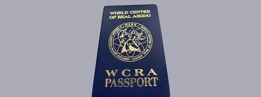 Паспорт WCRA