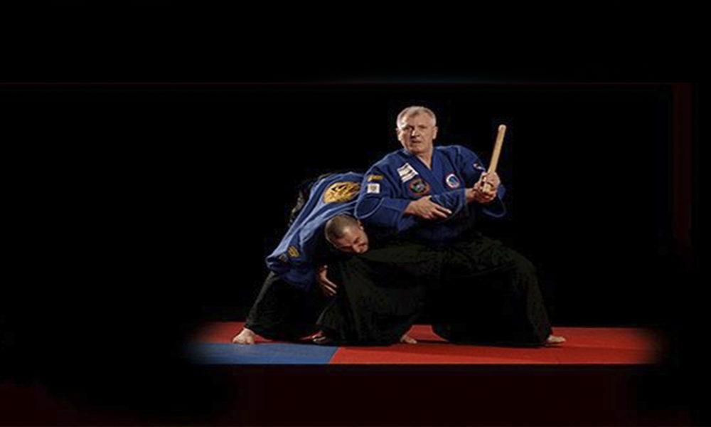 Ljubomir Vracarevic — основатель Real Aikido