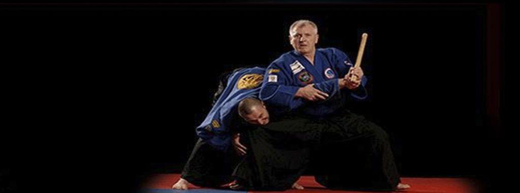Базовые передвижения Real Aikido