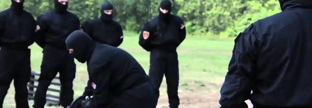 Real Aikido в подразделениях специального назначения
