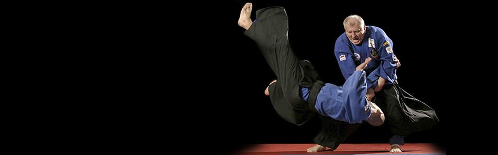 Специальные подразделения многих стран работают по системе Real Aikido