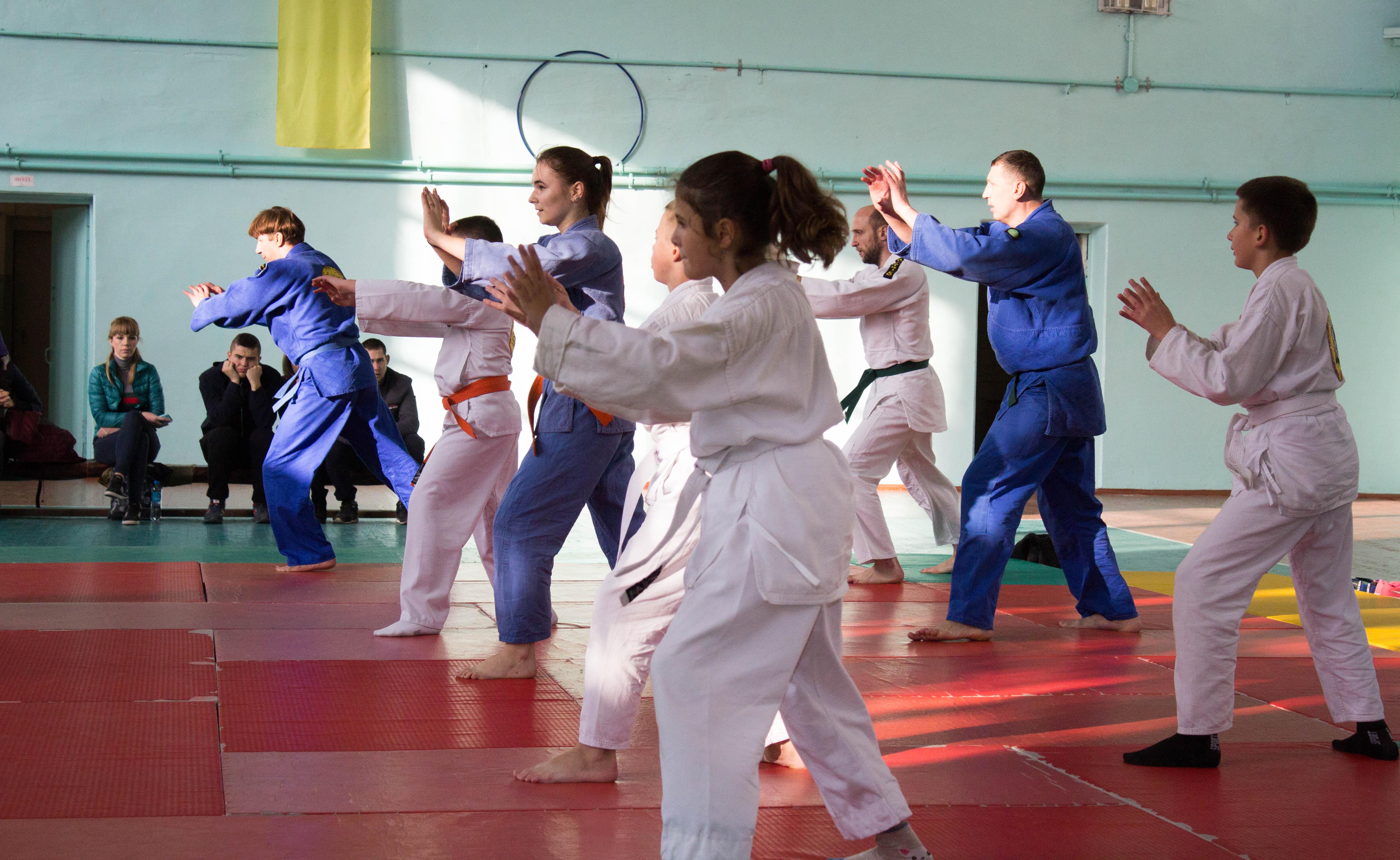 Детские спортивные секции, клубы и школы